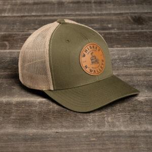 Moss Trucker Cap